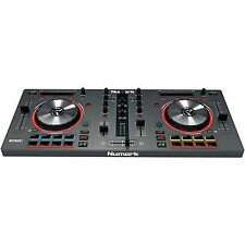 DJ Mixer Controller Equipment USB Mix Starter Kit with Virtual DJ LE Software