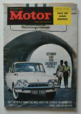 The MOTOR February 28, 1962 Ford Consul Classic 315 Riley 4/72