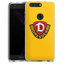 Huawei Honor 8 Silikon Hülle Case - Dynamo Gelb