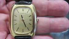 CORUM~Vintage~Heavy 18Kt. Solid Gold~Manuel Wind~Mens Wristwatch~21 Jewels~3 Adj