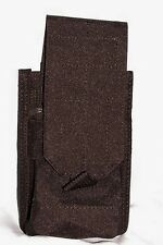 5.56 MOLLE Dual 30 Round Mag Pouch 2 Magazine Case Holder Tactical .223 Combat