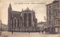 CPA 88 EPINAL ABSIDE DE ST MAURICE