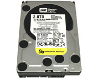 "WD RE4 WD2003FYYS 2TB 64MB Cache SATA 3.0Gb/s 3.5"" Enterprise Hard Drive"