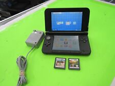 nintendo 3ds xl with 2games *NICE*