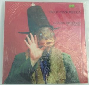 CAPTAIN BEEFHEART AND HIS MAGIC BAND TROUT MASK REPLICA  2 VINYL LP THIRD MAN