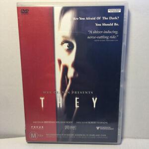 They  (DVD, 2002) Region 4 PAL