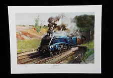 MALLARD Train by Terence Cuneo,Limited Edition,Print