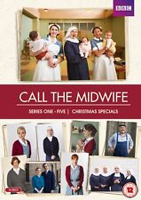 Call the Midwife: Series 1-5 (Box Set) [DVD]