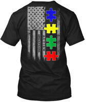 Casual Autism - Awareness Hanes Tagless Tee T-Shirt Hanes Tagless Tee T-Shirt