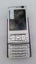 NOKIA N95 silver purple  -MAGAZZINO ITALIA SPEDIZIONE IN GIORNATA
