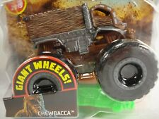 Hot Wheels Star Wars Chewbacca Monster Truck new for 2019 Connect and Crash Car