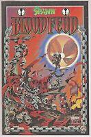 °SPAWN: BLOOD FEUD #1 von 4 COVER A° US Image 1995 von Comic-Gott Alan Moore
