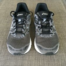 ASICS Mens Gel-Excite 4 Gray Running Shoes Size 11 (4E)