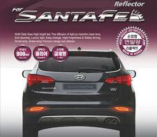 (Fit: Hyundai New Santa Fe 2013 2014) Surface Emitting 2Way LED Reflector Lamp
