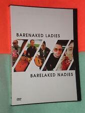 PRISTINE RARE OOP Barenaked Ladies - Barelaked Nadies DVD 1992-2001 VIDEOS