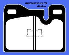 Bremsbeläge vorne passend für Porsche 924   Bj 75-89  mit 92kW