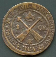 Sweden Coin 1647 Auestra Mint Km162-2 As Shown You Do The Grading Have Fun