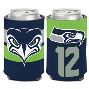 Seattle Seahawks Can Cooler 12 oz. Koozie