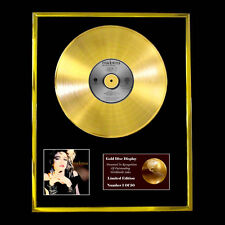 MADONNA THE FIRST ALBUM  CD  GOLD DISC FREE SHIPPING TO U.K.