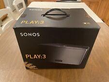 Sonos Speaker Play:3 Wireless Brand New in Sealed Box
