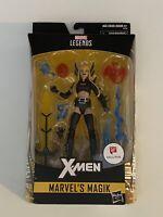 NEW Marvel Legends MAGIK (X-MEN) Walgreens Exclusive, New - Unopened - NIB