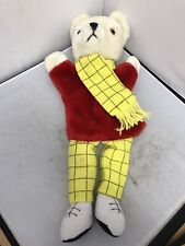Children's Toys & Bears Rupert The Bear With Scarf Hand Puppet 17/2 K