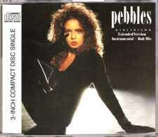 "Pebbles - Girlfriend - 3"" CDM - 1988 - RnB Swing 3TR"