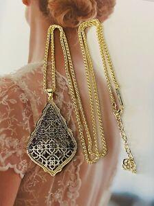 Kendra Scott   Golden Necklace