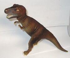 "1993 Schleich Germany Toy Tyrannosaurus Dinosaur Plastic 12 1/2"" Long"