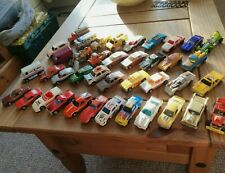 Big Bundle Of 40 Hotwheels Cars 70's/80's blackwalls Collectable Toys Vintage