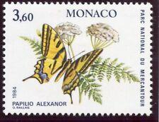 STAMP / TIMBRE DE MONACO N° 1424 ** FAUNE / PAPILLON