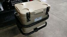 Golf cart hitch cooler carrier for mammoth 30 ez-go club car yamaha