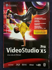 Corel Video Studio Pro X5