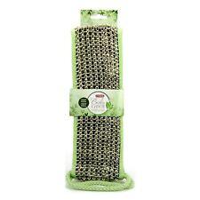 Titania Rückenreiber Hanf Sisal grün