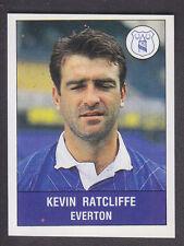 Panini - Football 91 - # 116 Kevin Ratcliffe - Everton