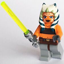 LEGO STAR WARS JEDI AHSOKA TANO ASHOKA NEW FROM SETS 8037 FROM CLONE WARS SERIES