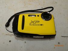 Fujifilm XP130 Yellow 16.4 MP Digital Camera Waterproof Camera Bundle
