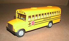 1/70 Scale International School Bus Diecast Model Toy 5 Inch Kinsfun KS5107