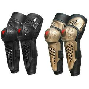 Dainese MX1 Knee Guards CE Approved Motocross Body Armour Off Road Quad ATV Bike