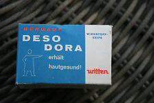 Bergauf  Deso Dora Seife  im Originalkarton   SELTEN   ca. 1960er 1970er Jahre