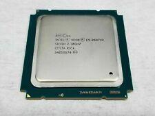 Intel Xeon E5-2697 V2 2.7GHz 12 Core 30M 130W SR19H CPU Processor Tested