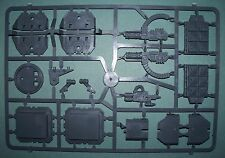 Space Marine Land Raider Crusader/Redeemer Gun&Accessories sprue