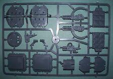 Space Marine Land Raider Cruzado/Redentor pistola y accesorios del armazón