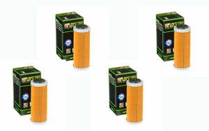 HiFlo Oil Filter  Husqvarna FC FE 250 350 450 2014-2021 - HF652   X 4