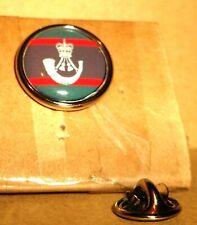 The Rifles Veteran lapel pin badge .
