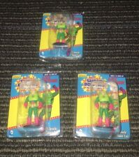 GENTLE GIANT LTD DC SUPER POWERS LEX LUTHOR EXCLUSIVE MICRO FIGURE LOT OF 3 NEW