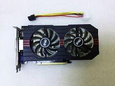 Asus GTX750Ti  NVIDIA GeForce GTX750TI-OC-2GD5 2 DVI, HDMI, VGA