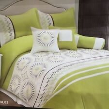 Polycotton Embroidered Quilt Covers