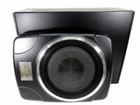 """New MBQ AW-10E 10"""" Car Under Seat Slim Active Amplified Subwoofer 180W"""