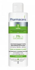 PHARMACERIS T BACTERIOSTATIC OCZYSZCZAJACY PLYN BAKTERIOSTATYCZNY 190ML 3%